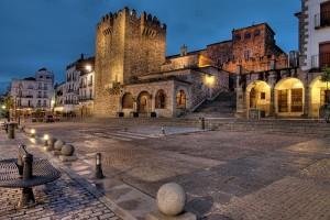Plaza-mayor-de-Cáceres