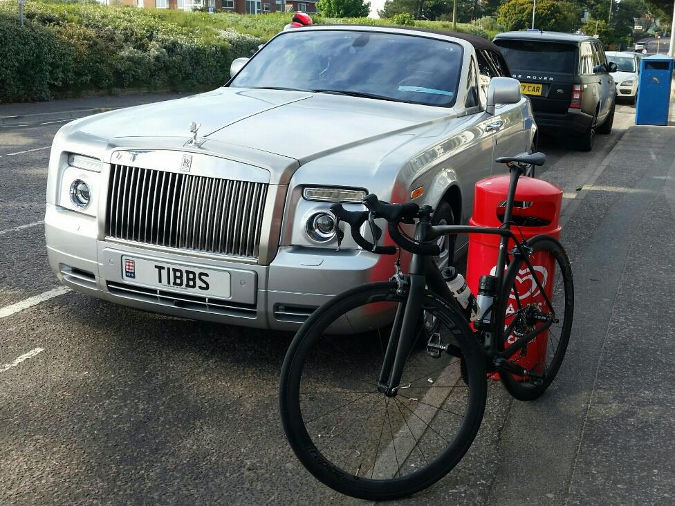 Shiny Bike & New Gear
