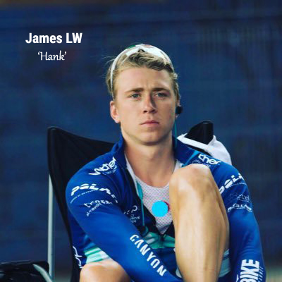James 'Hank' LW and the Tour de Yorkshire
